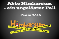 2016 - Team
