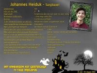 Steckbrief 18-Johannes