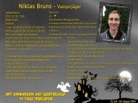 Steckbrief 18-Niklas